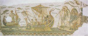 Mosaïque Ulysse